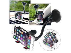 eForCity Universal Car Mount Phone Holder For Nexus 5X 5P, Black