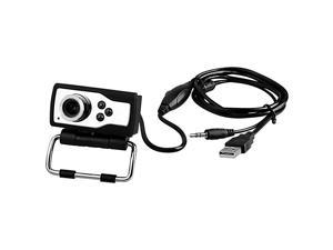 eForCity HD 3 Megapixels USB2.0 Digital LED Webcam Camera with MIC Clip-on for Computer PC Laptop US