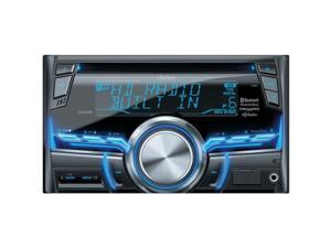 Clarion CX505 Double-DIN CD/USB/MP3/WMA Receiver with Bluetooth(R), HD Radio(TM) & Pandora(R) Internet Radio