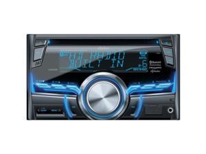 Clarion CX505 Double-DIN CD/USB/MP3/WMA Receiver with Bluetooth(R), HD Radio(TM) & Pandora(R) Internet Radio