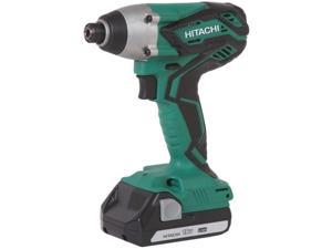 WH18DGL 18V 1.3 Ah Cordless Lithium-Ion 1/4 in. Hex Impact Driver Kit