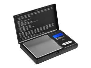 eForCity Electronic Digital LCD Display Jewelry Pocket Scale 0.01-100g, Black