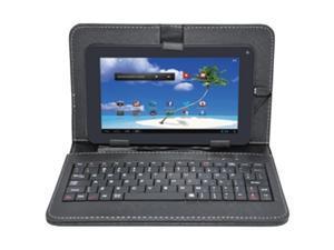"PROSCAN PLT7100G-K 7"" Dual Core Internet Tablet with 4GB Memory, Case & Keyboard"