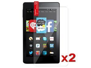 eForCity 2-Pack Clear Screen Protector Guard for 2014 Amazon Kindle Fire HD 6 6""