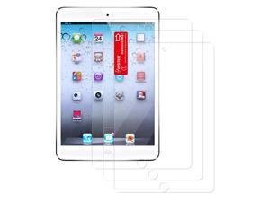 eForCity 6-Pack x Reusable Screen Protector LCD Film Guard for Apple iPad Mini 1 / Apple iPad Mini 2 / iPad Mini with Retina Display (iPad Mini 3)