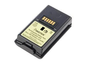 eForCity Replacement Battery For MicroSoft xBox 360 , Black