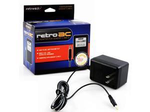 Retro-Bit 9V 850 mAh AC Power Adapter For Sega Genesis 2/3