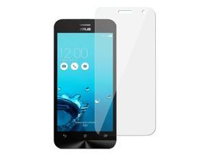 ASUS Zenfone 2E Screen Protector, eForCity Clear Tempered Glass LCD Screen Protector Shield Guard Film For ASUS Zenfone 2E