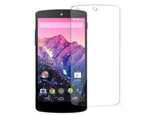 LG Google Nexus 5X Screen Protector, eForCity Clear LCD Screen Protector Shield Guard Film For LG Google Nexus 5X