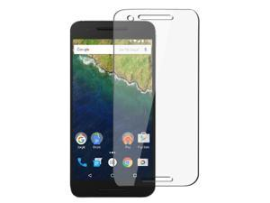 Huawei Google Nexus 6P Screen Protector, eForCity Clear Tempered Glass LCD Screen Protector Shield Guard Film For Huawei Google Nexus 6P