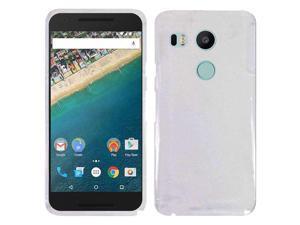 LG Google Nexus 5X Case, eForCity Crystal Hard Snap-in Case Cover for LG Google Nexus 5X, Clear