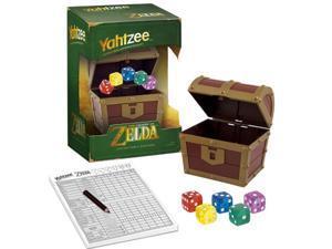 Nintendo The Legend Of Zelda Yahtzee Game
