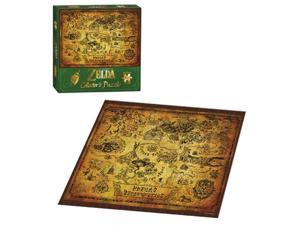 Nintendo Puzzle - The Legend of Zelda, Game for Family/ Friends/ Party/ Gathering