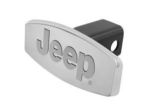 Pilot Automotive Dual Layer Stainless Steel Receiver Cover, Jeep