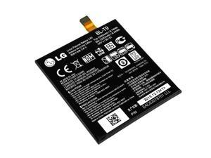 eForCity LG Google Nexus 5 Genuine OEM Original 2300mAh D820 D821 BL-T9 Standard Repalacement Rechargeable Battery (Refurbished)