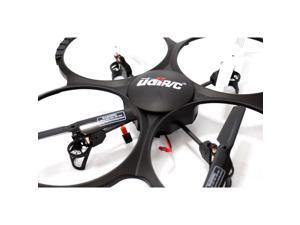 UDI U818AHD 2.4GHz 4CH 6 AXIS Headless RC Quadcopter w/ HD Camera, Extra Battery and Return Home Function