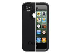 OtterBox Commuter-Series Case for Apple iPhone 4S 4 (Black, Retail Packaging)