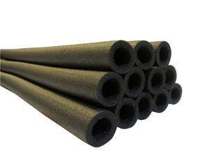 "33 Inch Trampoline Pole Foam sleeves, fits for 1.5"" Diameter Pole - Set of 12 -Black"
