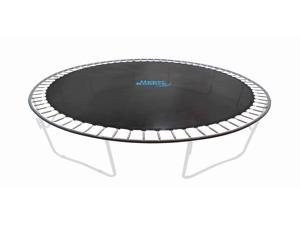 "Trampoline Replacement Jumping Mat, fits for 12 FT. Round Frames with 60 V-Rings, Using 5.5"" springs -MAT ONLY"