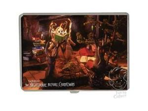 "Nightmare Before Christmas ""Jack in Bed Reading"" ID Case"