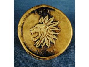 Grimm Coin Replica Pin