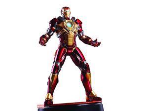 Iron Man 3 Mark 17 Heartbreaker PX Exclusive AHV Action Hero Vignette Statue