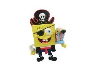 SpongeBob Mini Figure World Pirate SpongeBob Figure