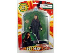 Doctor Who Series 3 Lilith Action Figure