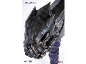 Darksiders 2 Death's Scythe Soul Reaper Full-Scale Prop Replica