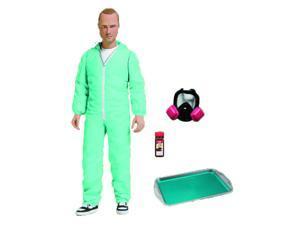 Breaking Bad Jesse Pinkman PX Exclusive Blue Hazmat Suit Action Figure