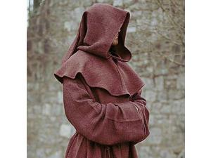 Museum Replicas Monk's Robe and Hood