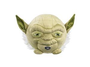 Star Wars Talking 7 Inch Plush Ball - Yoda (Solid)