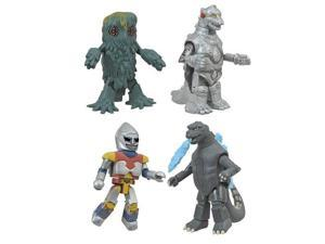 Godzilla Minimates Series 2 Box Set