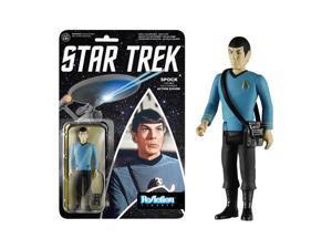 Star Trek Spock ReAction 3 3/4-Inch Retro Action Figure