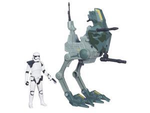 "Star Wars Episode VII Assault Walker & Stormtrooper 3 3/4"" Action Figure"
