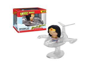Wonder Woman Invisible Jet Dorbz Ridez Vinyl Figure