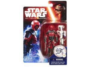 Star Wars The Force Awakens 3.75-Inch Figure Space Mission Guavian Enforcer