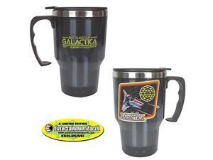 Battlestar Galactica 35th Anniversary 14 oz Travel Mug