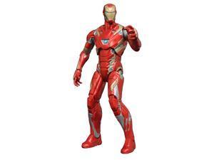 Marvel Select Captain America 3 Iron Man Mark45 Action Figure