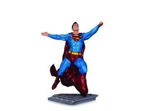 Superman Man of Steel Statue By Gary Frank