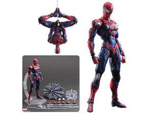 Marvel Universe Variant Play Arts Kai Spider-Man Action Figure