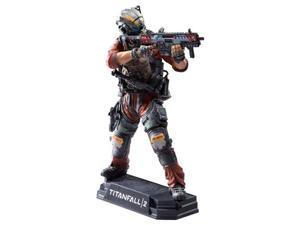 Titanfall 2 Pilot 7-Inch Color Tops Red Wave #8 Action Figure