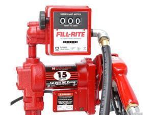 FR1211CA Tuthill/FillRite 12vDC 15 GPM Pump Diesel/Gas Transfer Pump