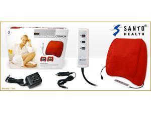 Whole New Santo Health Four-point Shiatsu Cushion ST-550 Heated Massage Cushion