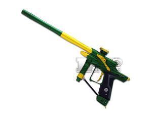 Dangerous Power Fusion X Paintball Gun Green/Yellow - Green Hornet