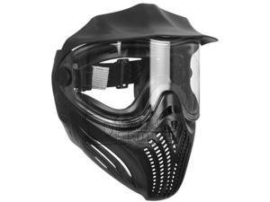 Vents Helix Anti-Fog Paintball Goggle System - Black