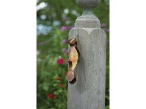 Flamed Woodpecker Wall Mount