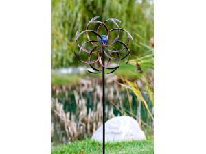Illuminaire Leaf Dual-Motion Windwheel