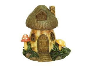 Solar Mushroom Home