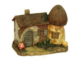 Solar Mushroom Farmhouse